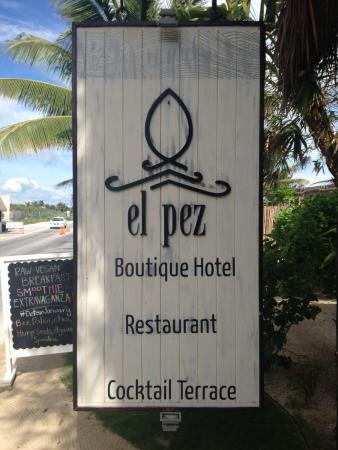 restaurant El Pez