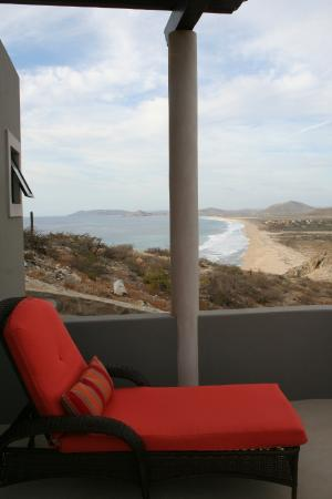Todos Santos, Mexico: view from our room