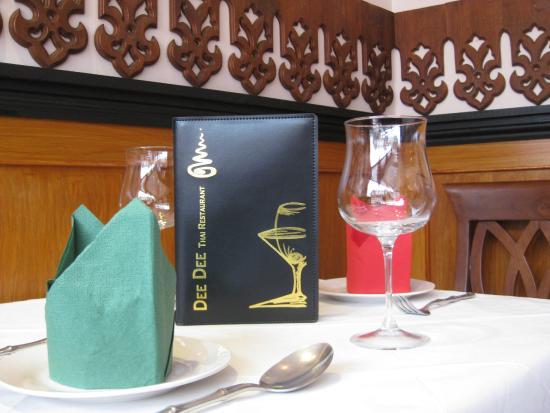 Thai Restaurants In Newark Nottinghamshire