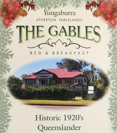 The Gables: the house