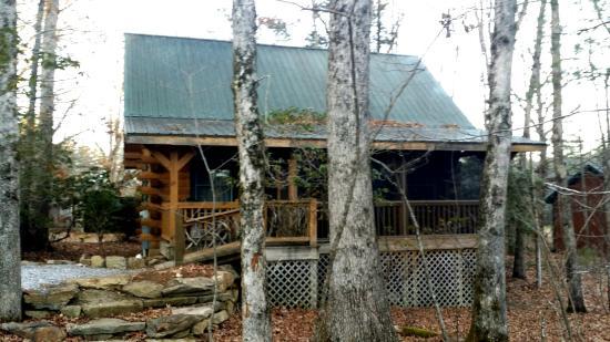 Laurelwood Inn: The cabin