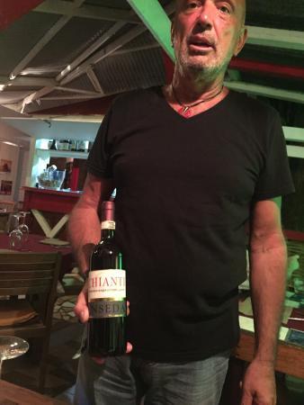 Al Casanova : Vin