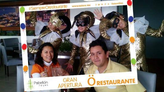 Tecamac, Μεξικό: ÖRestaurante Reyes Acozac, Tecámac Estado de México