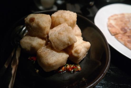 Spice Temple: S&P Tofu