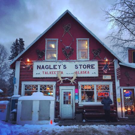 Nagley's Store: Exterior!