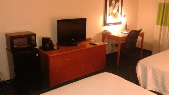 Fairfield Inn Grand Forks: Entertainment