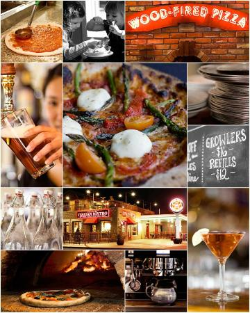 Station 66 Italian Bistro: Wood Fired Pizzas and Cold Beer