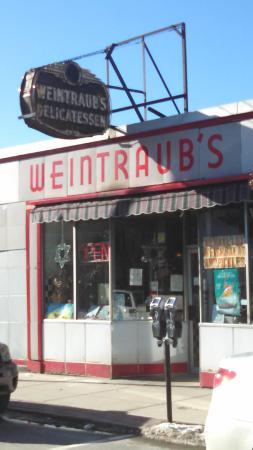 Weintraub's Jewish Delicatessn