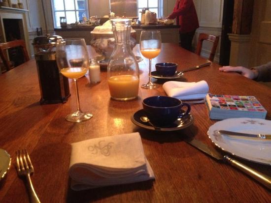 Berdoulat & Breakfast