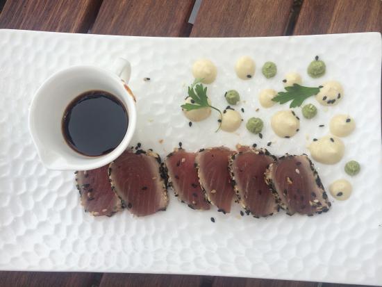 The Wharf - Restaurant & Bar: Tuna tapas