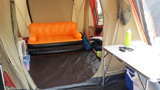 BIG4 Gold Coast Holiday Park & Motel: Before the flood