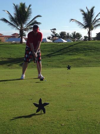 Iberostate Bavaro Golf & Club : Ok course