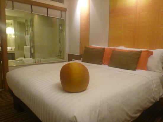 Dusit D2 Chiang Mai: Bedroom