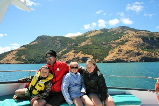 Coast up Close: Akaroa Harbour