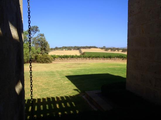 The Louise: view from the porch