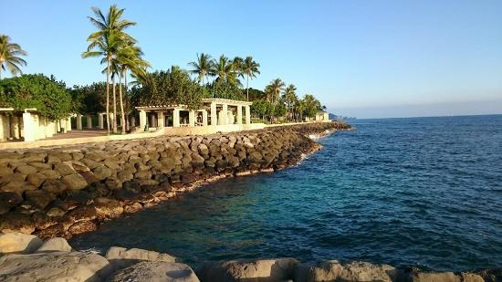 Kaka'ako Waterfront Park (Point Panic Beach Park): Just everything was amazing