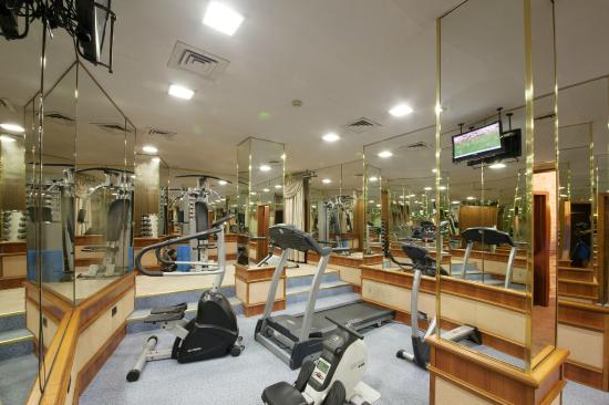 Grand Hotel London: Fitness
