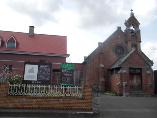 Hirosaki Shoten Church : 教会