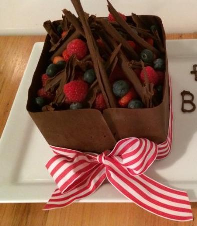 Q Food: a birthday @ Q