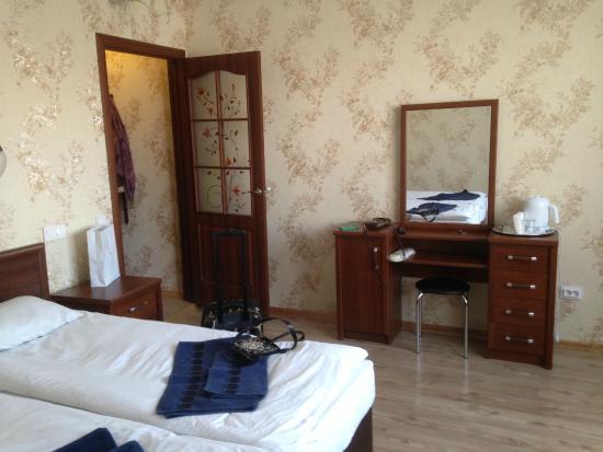 Plazma Hotel: тепло и уютно