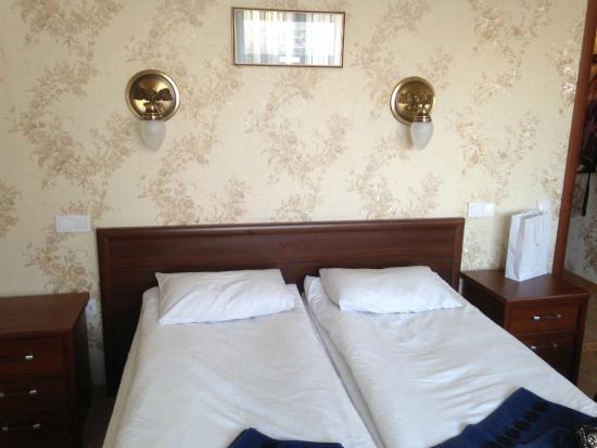 Plazma Hotel: просторный номер