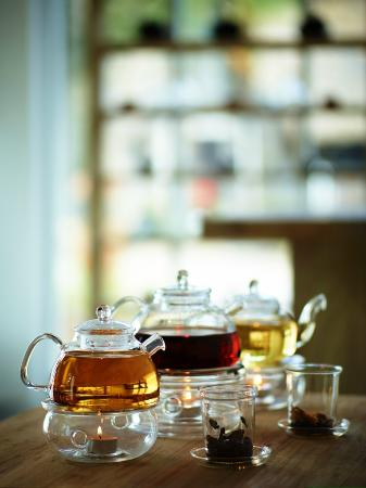 ลักซ์ เบลเล มาเร: Tea House
