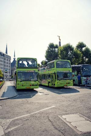 City Sightseeing Luxembourg