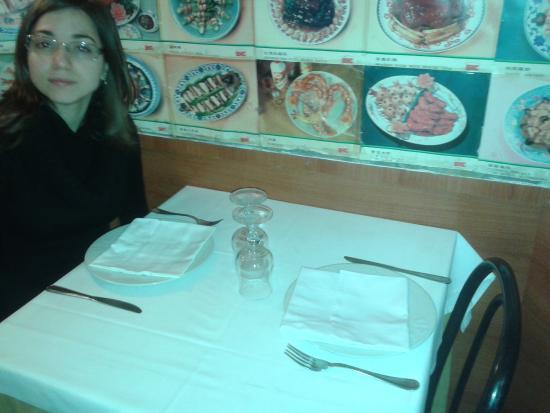 Celebrita: tavolino