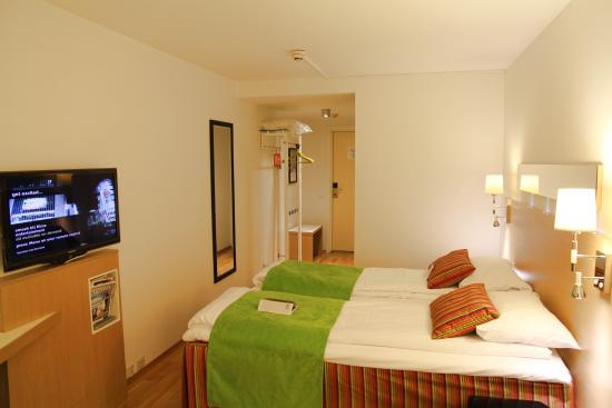 Scandic Ringsaker: Nice room!