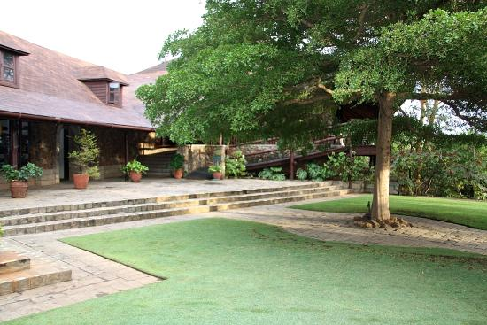 Bar - Picture of Great Rift Valley Lodge & Golf Resort ...