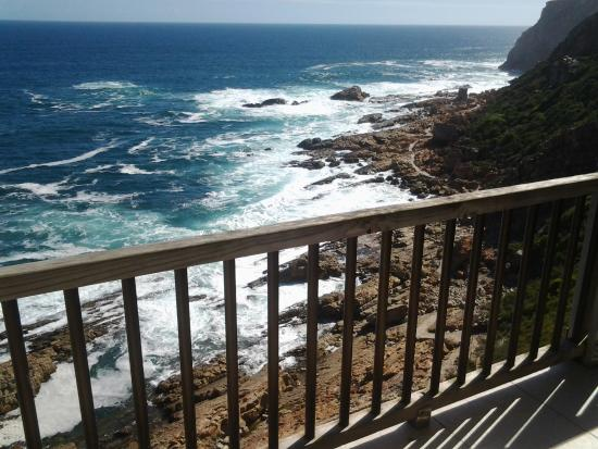 Plettenberg Park Hotel & Spa: View from our balcony!