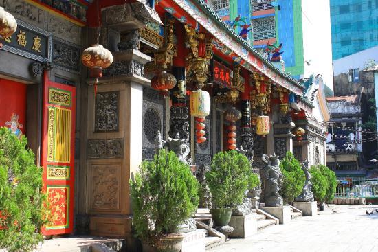 Kheng Hock Keong Chinese Temple