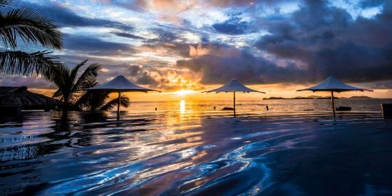Matamanoa Island, Figi: breathless