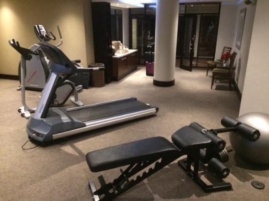 City Lodge Hotel Lynnwood: Gym