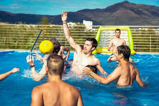 Camping Castell Mar: Pool