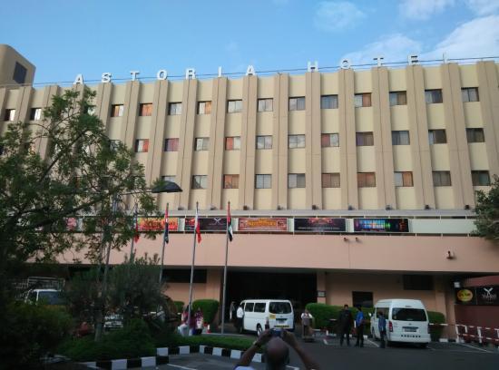 Hotel elevation picture of astoria hotel dubai for Astoria hotel dubai