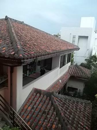 Hotel Rasso Abiyanpana Ishigaki Jima: view outside hotel