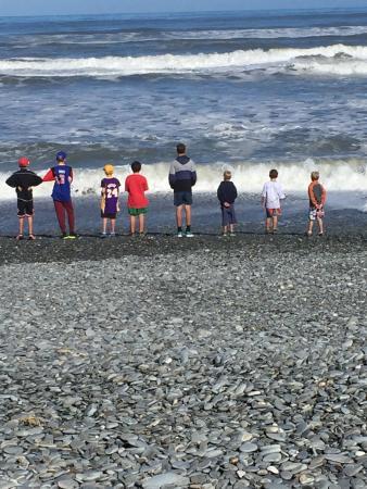 Greymouth KIWI Holiday Park & Motels: Kids loved this holiday