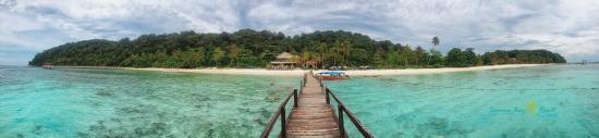 Pulau Lang Tengah, Malaysia: Jetty