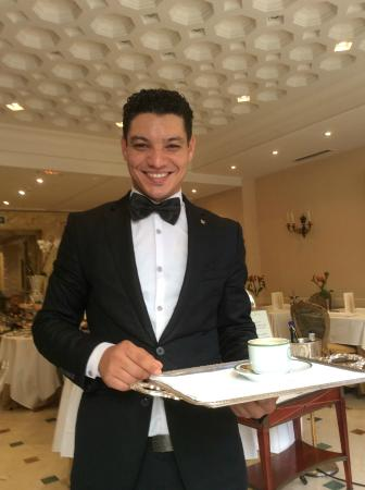 Hotel Orfila: Top Waiter