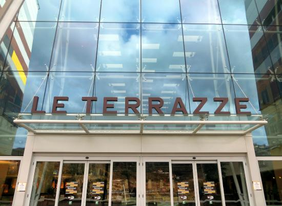 Super shopping center - Le Terrazze, La Spezia Reisebewertungen ...
