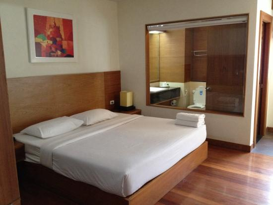 Baan Saikao Plaza Hotel& Service Apartment: Room #301