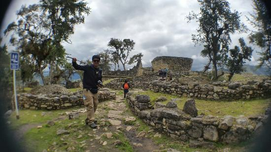 Turismo Explorer: Kuelap