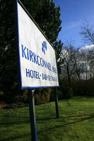 Welcome to Kirkconnel Hall Hotel