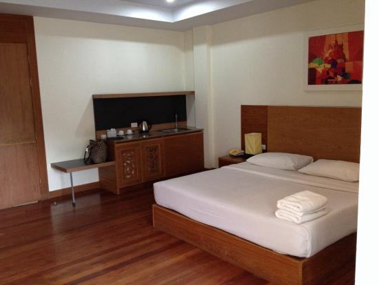 Baan Saikao Plaza Hotel& Service Apartment: Room 301