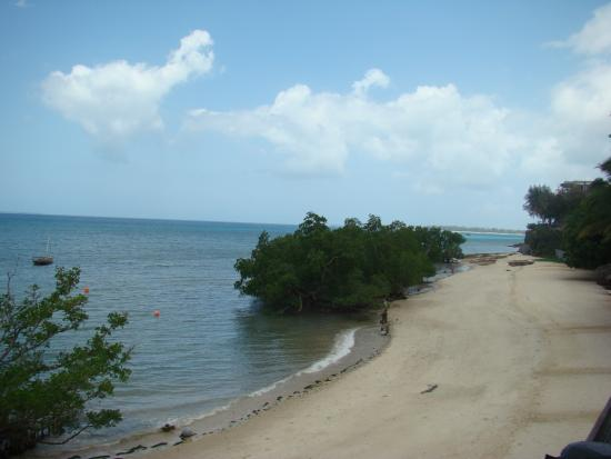Protea Hotel by Marriott Zanzibar Mbweni Ruins : beach
