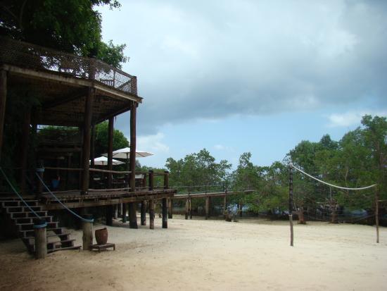 Protea Hotel by Marriott Zanzibar Mbweni Ruins : the restaurant