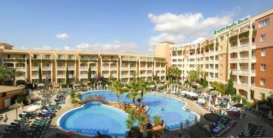 Protur Badia Park Aparthotel : Piscina - Pool