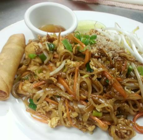 Thai Restaurants Wichita Kansas