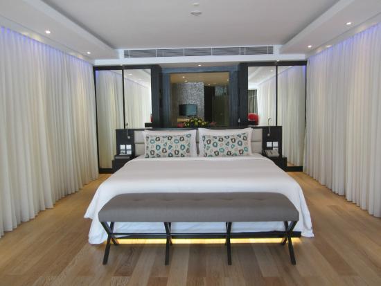 Double Six Luxury Hotel Seminyak Ocean View Room